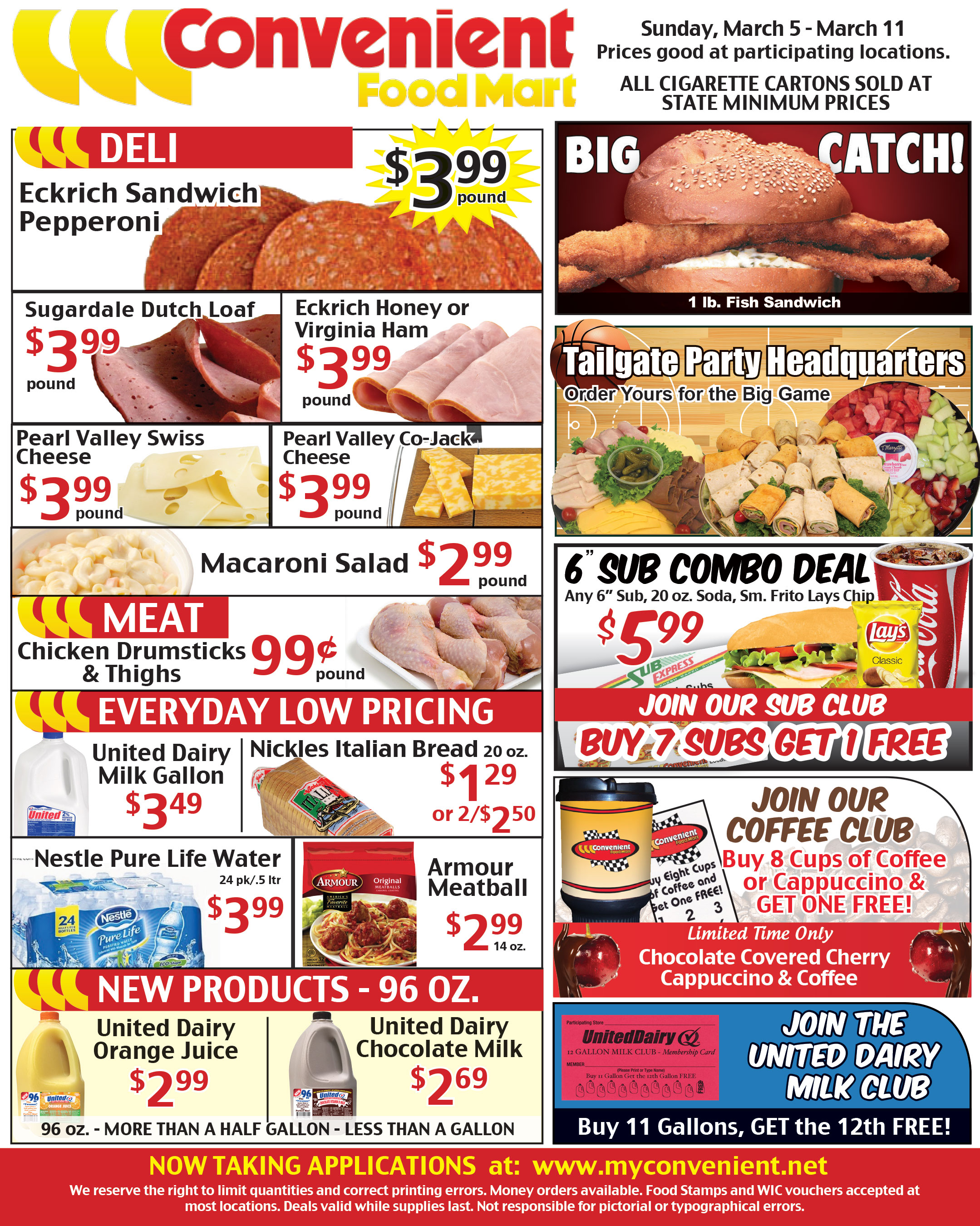 March 5 Weekly Ad