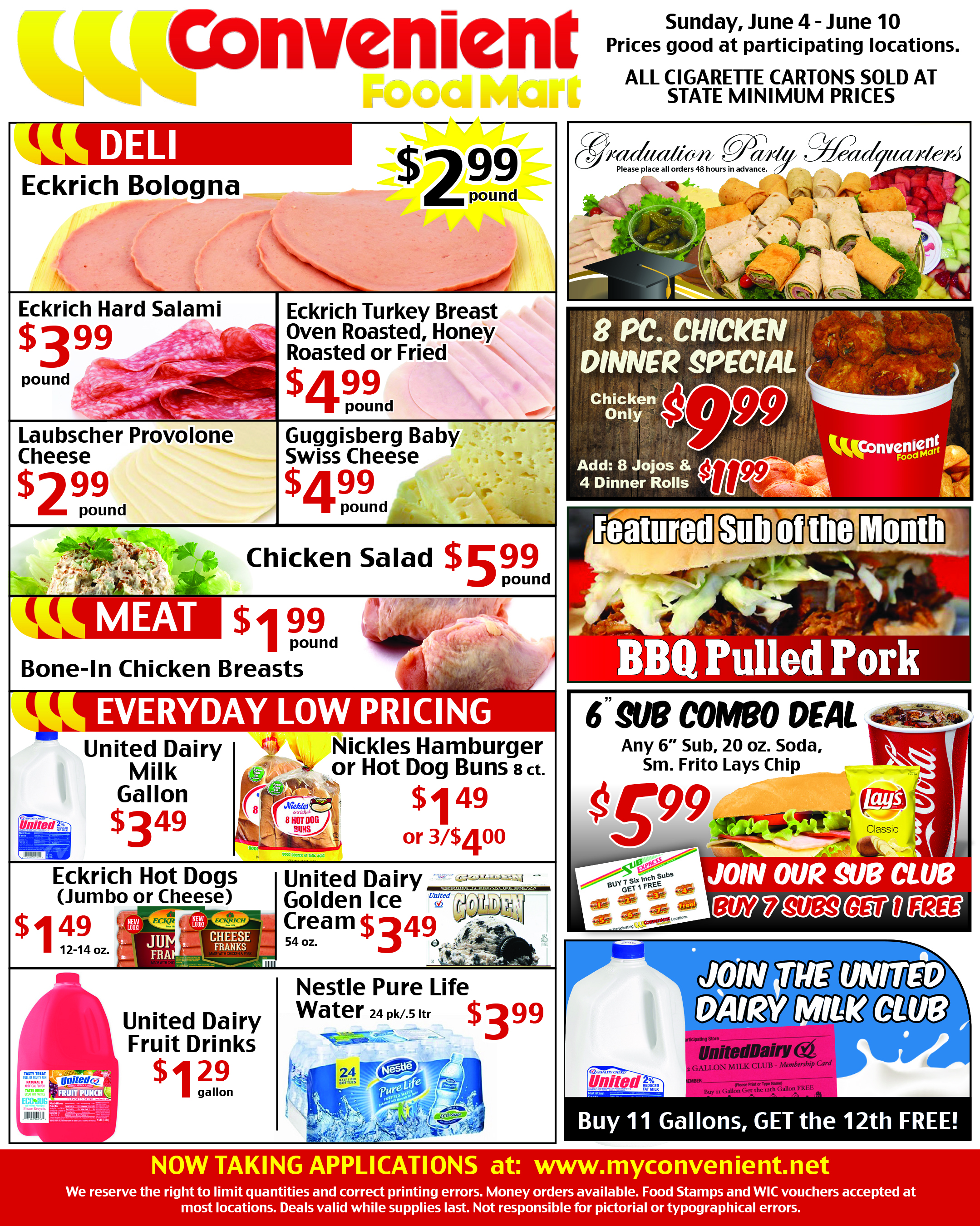 June 4 Weekly Ad