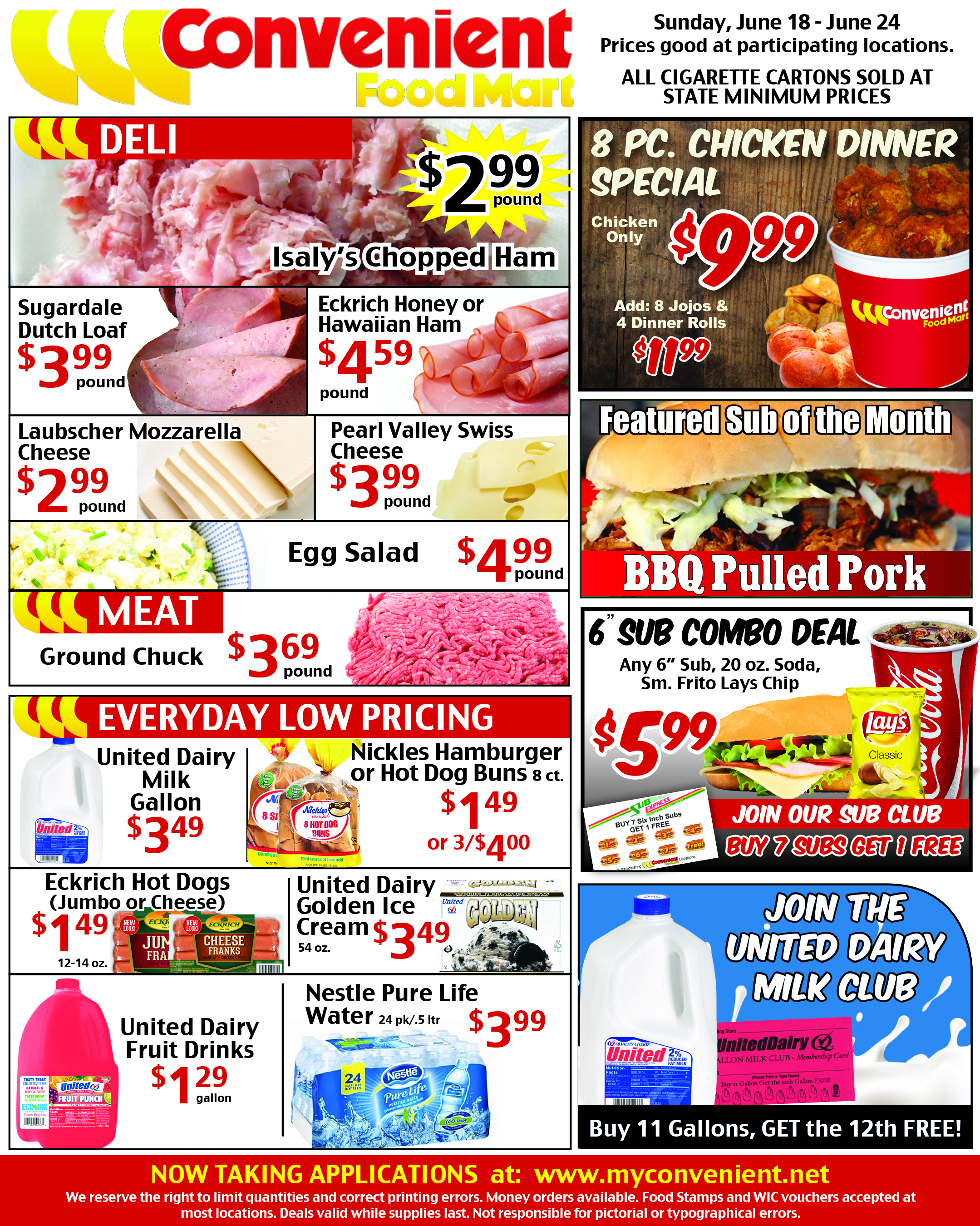 Weekly Ad June 18