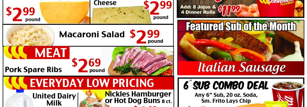 Weekly Ad May 28