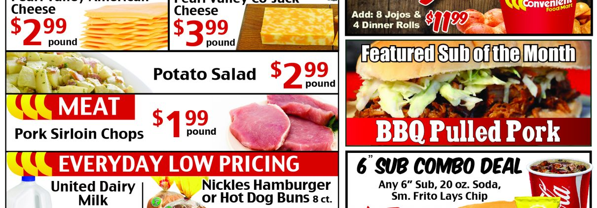 Weekly Ad June 11